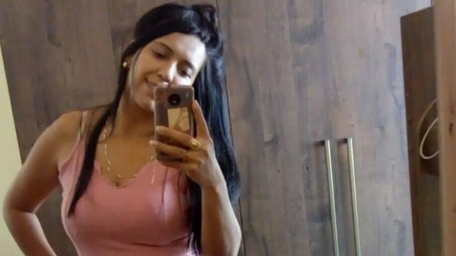 Gisele Lidiana foi envenenada pelo marido com cerveja; após quase um mês internada, ela não resistiu e morreu