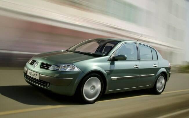 O Renault Mégane era mais equilibrado que seu sucessor, o Fluence, entre os carros que saíram de linha