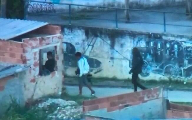 Guerra entre tráfico e milícia causou tiroteio