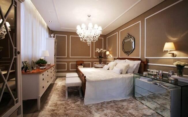 Ideias para decorar o quarto do casal Decoração iG ~ Quarto Rosa Velho