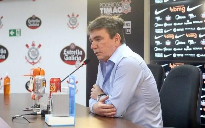 Andrs Sanchez diz que merecia impeachment por contratao para o sub-23 do Corinthians