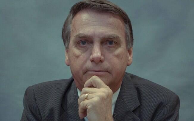 Bolsonaro foi escolhido como uma das 100 pessoas mais influentes do mundo pela Revista Time