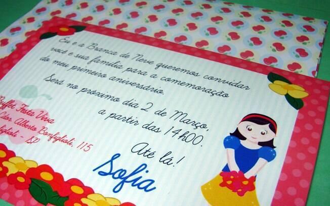38 Convites Para Festa De Aniversário Infantil Filhos Ig
