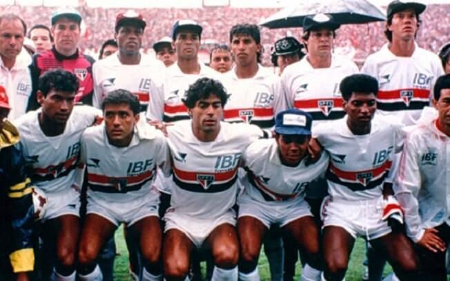 Caiu ou não? Perfil do Paulistão responde se São Paulo foi rebaixado no estadual de 1990