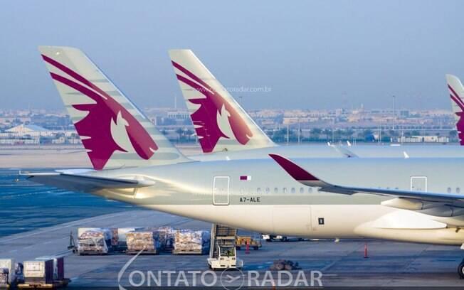 LATAM e Qatar ampliam acordo de codeshare