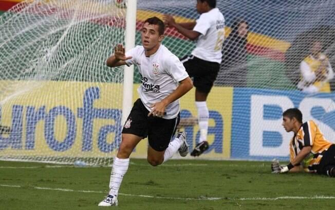 Fran, jogador do Corinthians