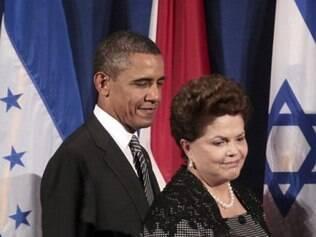 Dilma e Obama terão encontro neste sábado