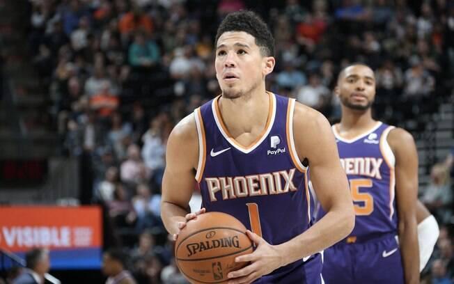 Estrela do Suns anotou incríveis 59 pontos, mas não foi capaz de evitar mais um vexame da franquia de Phoenix