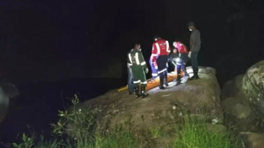 Grupo de resgate foi acionado, mas as vítimas já estavam mortas