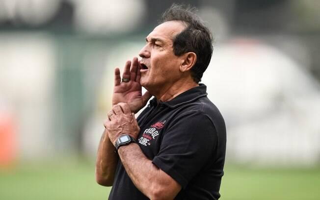 Muricy Ramalho é um dos grandes ídolos do São Paulo