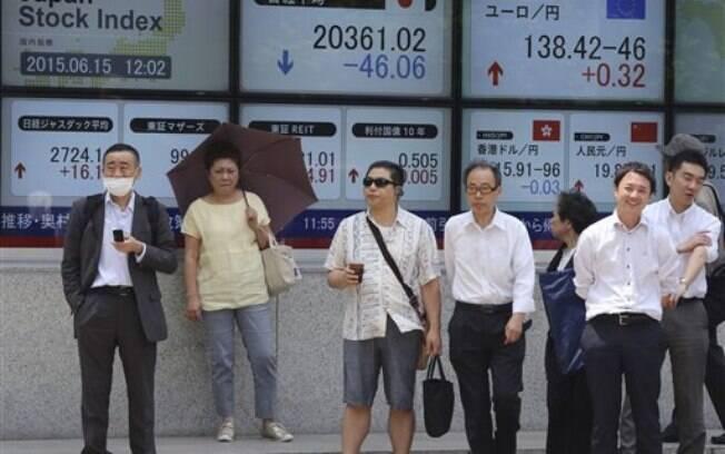 Japão tem onda de calor e 45 mortos