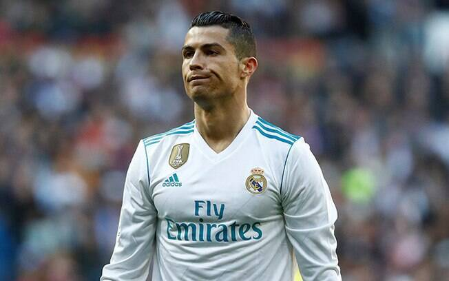 Cristiano Ronaldo, astro do Real Madrid vai acertar suas contas com o fisco espanhol