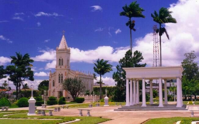 Cidade de Amargosa, na Bahia, foi uma das que sentiu tremor de terra