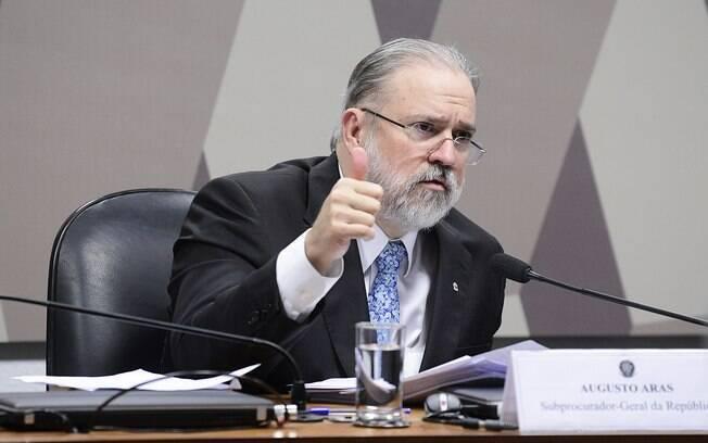 CCJ do Senado aprovou indicação de Augusto Aras para o comando da PGR