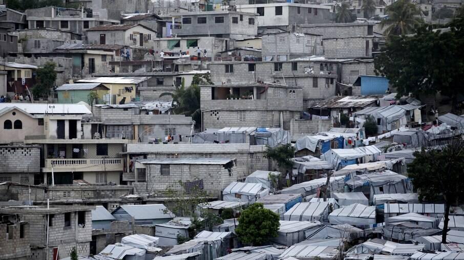 Pobreza na América Latina (Haiti)