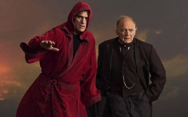 Matt Dillon e Bruno Ganz em cena expressionista de A Casa que Jack Construiu