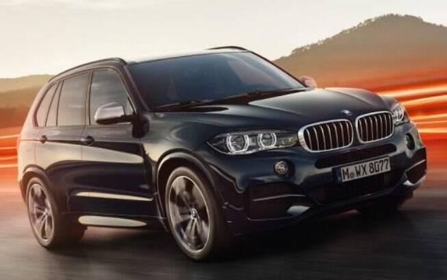 BMW X5 M50d: O SUV projetado para unir desempenho de tirar o fólego ao conforto retorna em sua linha 2018 ao Brasil
