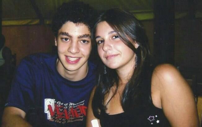Luiza e Pedro se conheceram na época do colégio, em 2005, e estão juntos desde 2014