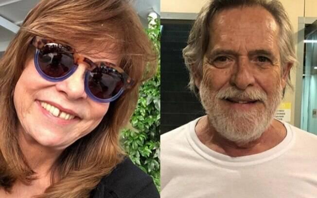 Gloria Perez e José de Abreu