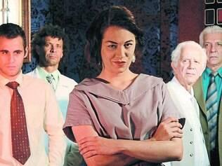 """Suspense.  Espetáculo """"A Próxima Vítima"""" coloca em dúvida os limites éticos de seus personagens"""