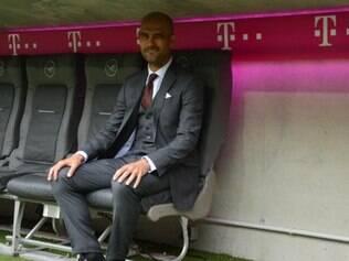 Guardiola já se sentou nos bancos da Allianz Arena, estádio dos Bávaros