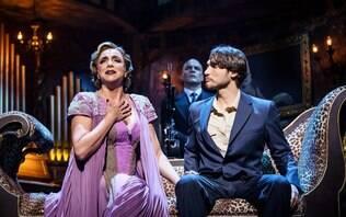 "Musical ""Sunset Boulevard"" explora lado trágico de Marisa Orth"
