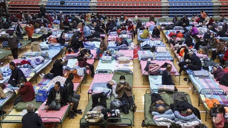 A China já enfrenta uma escassez de energia que causou cortes no fornecimento