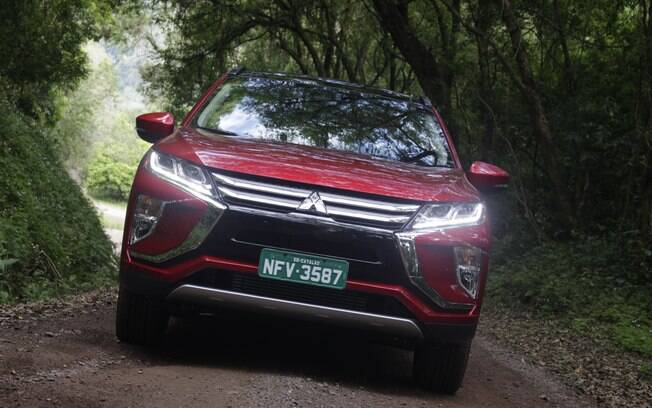 Mitsubishi Eclipse Cross 2019: avaliamos o novo SUV médio ...