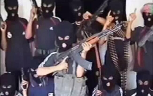 Lashkar-e-Taiba, ou 'Exército dos justos', é um grupo radical islâmico paquistanês que atua no sudeste da Ásia com renda de até US$ 100 milhões ao ano. Foto: Reprodução/Youtube