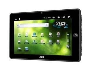 Breeze 2 já vem com Android 2.3 (Gingerbread)