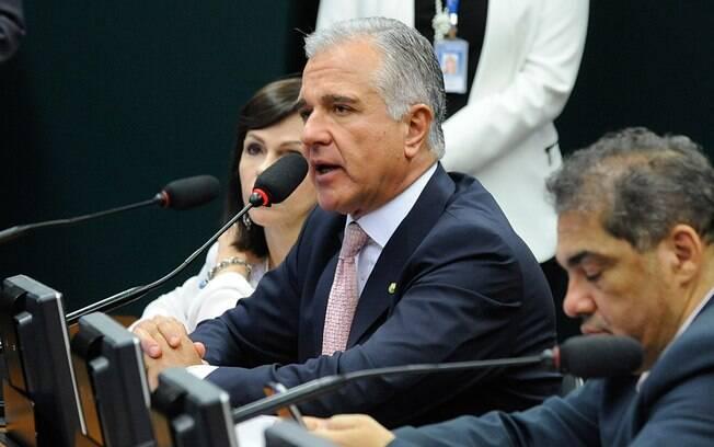 O deputado Júlio Lopes (RJ) é indicado do PP para a comissão do impeachment.. Foto: Fotos Públicas