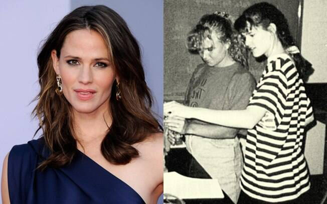 Jennifer Garner estudou no George Washington High School na década 90