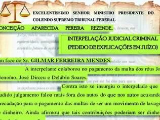 Petista entrou na Justiça contra declarações de ministro