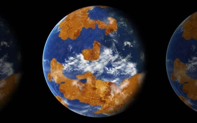 Segundo estimativa, condições habitáveis em vênus duraram ao longo de 3 bilhões de anos