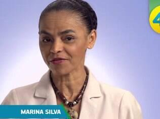 Apoio de Marina Silva à Aécio Neves criou dissidência na Rede Sustentabilidade
