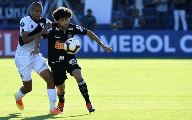 Atlético Mineiro e Danúbio ficam no empate na estreia da Libertadores 2019