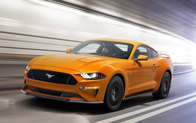 Ford Mustang é o esportivos de alto desempenho líder mundial de vendas e se prepara para a nova era dos eletrificados