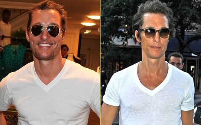 Matthew McConaughey &#...