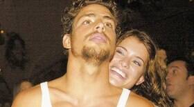 Alinne e Cauã engataram affair após reencontro