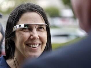 Cecilia Abadie foi inocentada da citação que a repreendia pelo uso do Glass enquanto dirigia