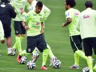 Jogadores deram início, de fato, aos preparativos para o Mundial