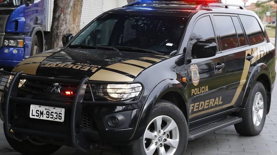 Polícia Federal atuando na Operação Lava-Jato