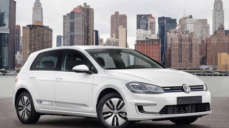 6c8eea3a97bfa VW Golf será vendido em versões elétrica e híbrida no Brasil - Carros - iG