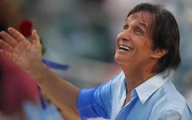 Roberto Carlos foi o homenageado da Beija Flor, campeã em 2011