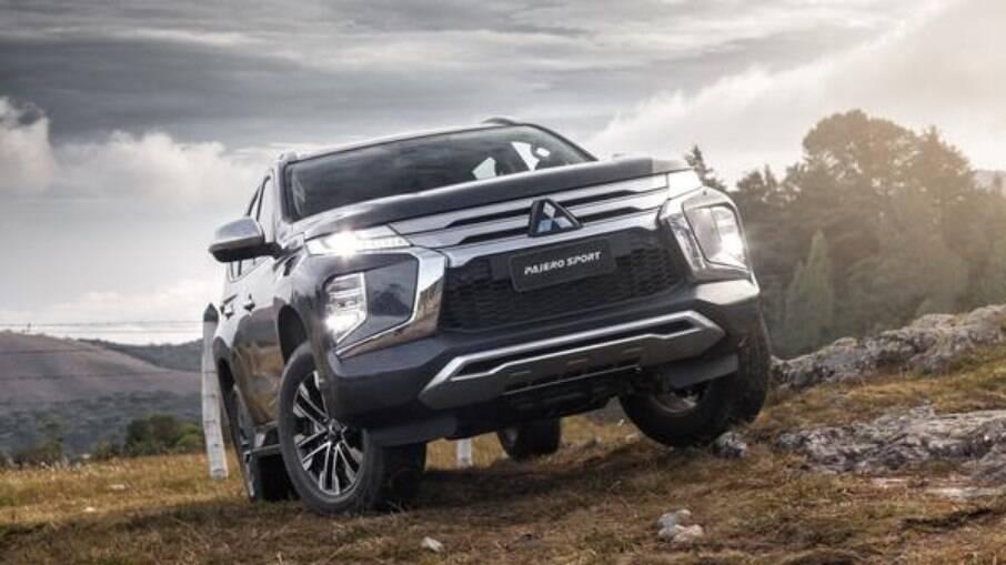 Mitsubishi lançou nesta semana o novo programa de carro por assinatura, que inclui Pajero Sport blindada
