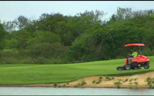 Campo de golf que será utilizado nos jogos Olímpicos 2016, no Rio, gera uma série de polêmicas