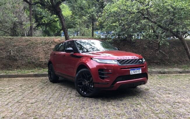 Nova geração do Range Rover Evoque continuará na moda? Ao menos no design, SUV mantém características
