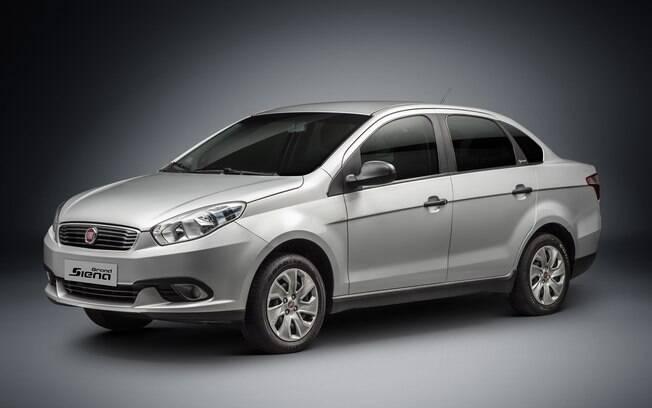 O novo Fiat Grand Siena com preparação para GNV foi pensado exclusivamente nos moldes dos carros para Uber