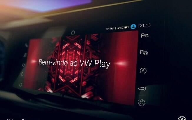 VW Play vai equipar o SUV Nivus, que chega no segundo semestre, com internet a bordo entre os atrativos