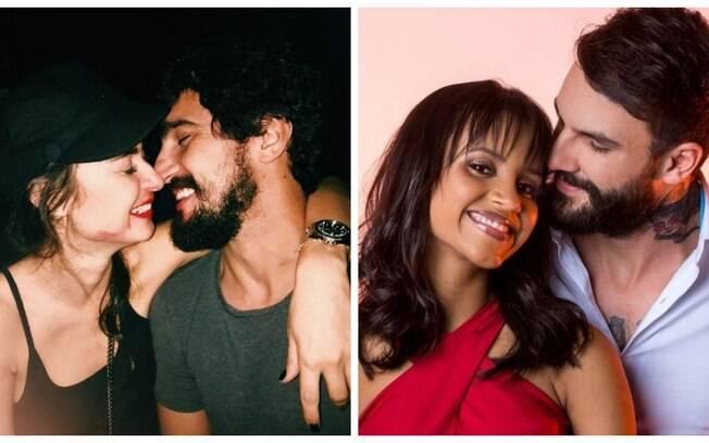 Só love! Dez casais que vão curtir o Dia dos Namorados pela primeira vez